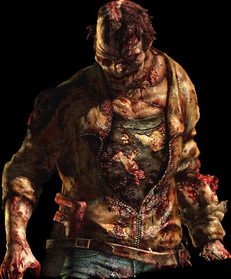Resident Evil Revelations 2 - Afflicted