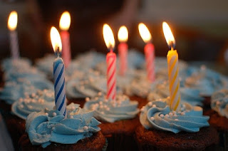 AY's birthday cake