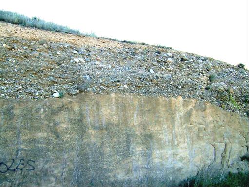 Atolladero Las Terrazas Fluviales Del Cinca