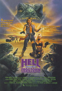 Hell Comes to Frogtown (1998) Movie Review | Poster | Rowdy Roddy Piper