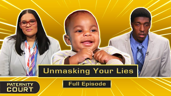 Paternity Court 06.25.2021 | Unmasking Your Lies: Man Wants To Break Free From Wife's Lies