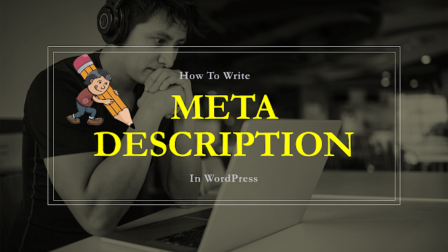 how to write meta description in wordpress