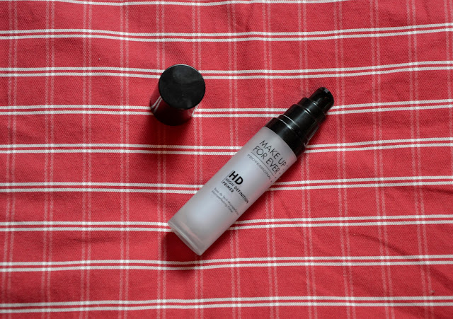 Review: MUFE HD Primer in #2