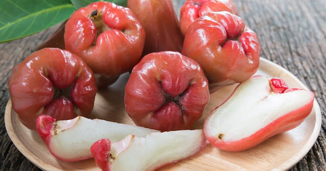 Rose Apple Juice Detoxifies The Liver, Stops Diabetes, Prevents Breast and Prostate Cancer