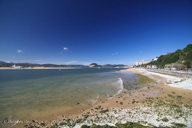 Paseo Marítimo - Santoña, por El Guisante Verde Project