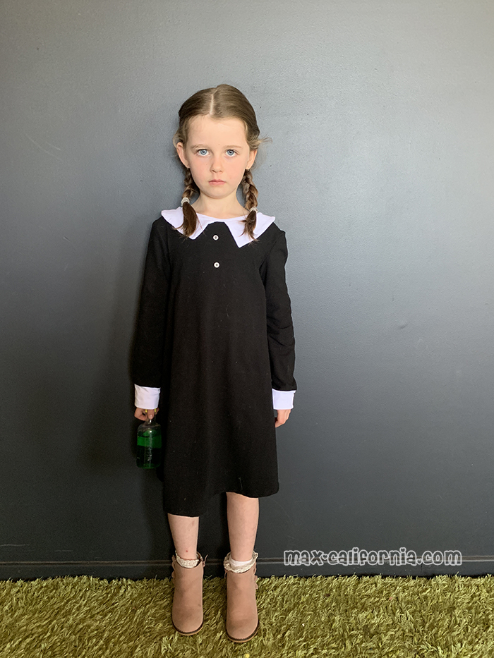 DIY Addams Family Costumes   • www.max-california.com