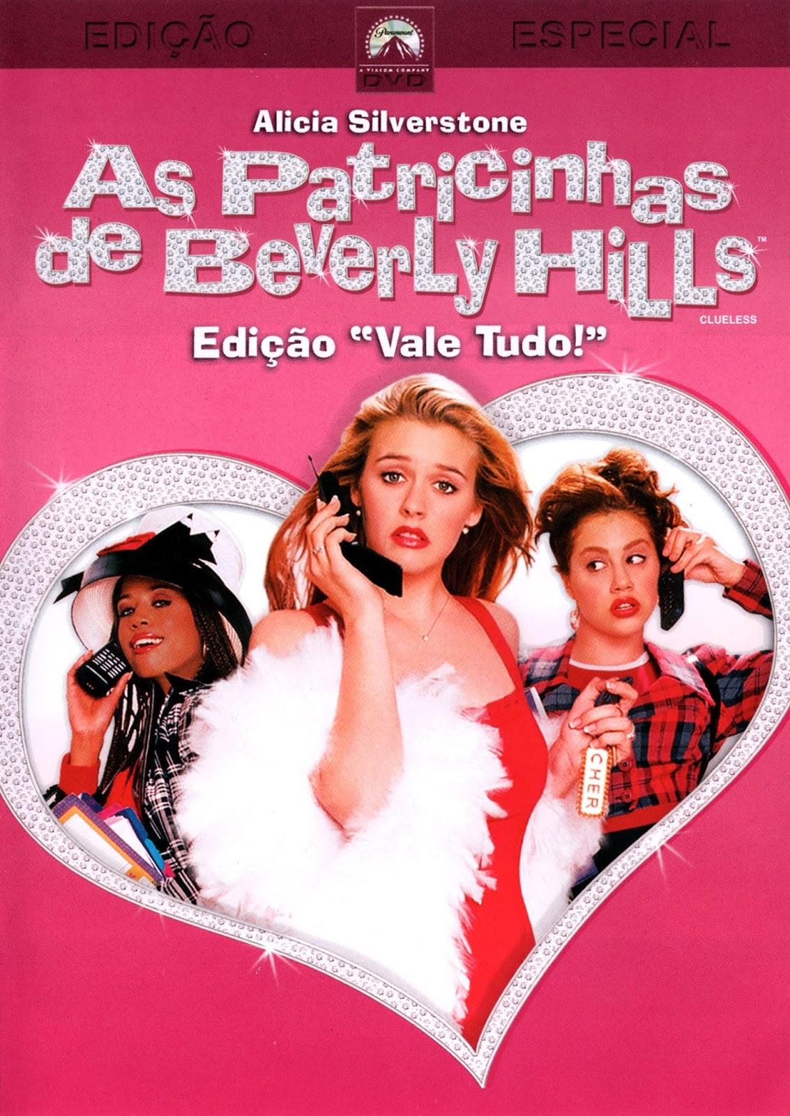 Poster do filme As Damas de Beverly Hills
