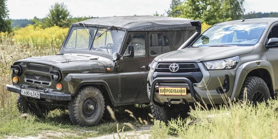 Жодна з компаній так і не представила машину на заміну УАЗ
