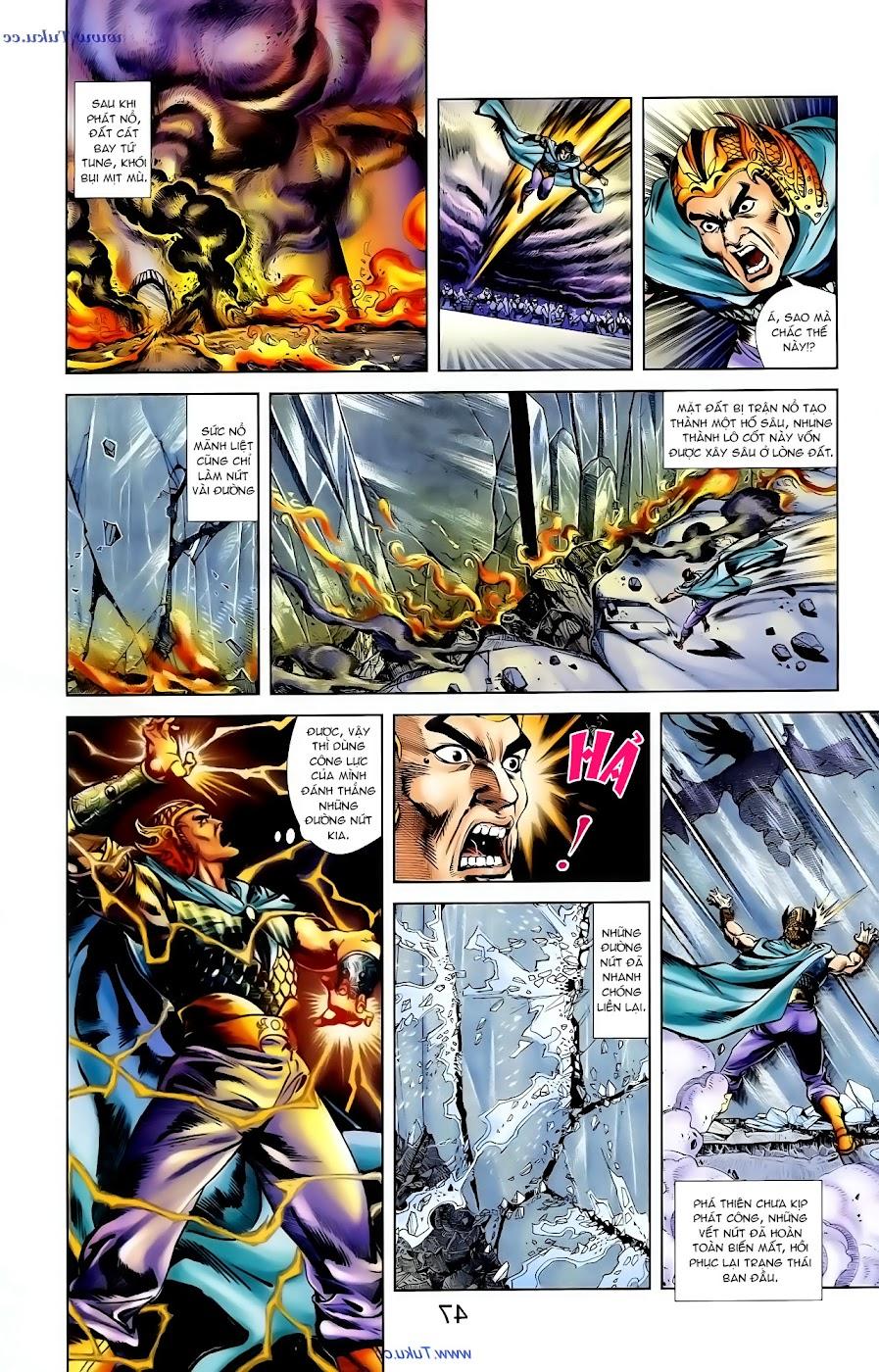 Cơ Phát Khai Chu Bản chapter 97 trang 3