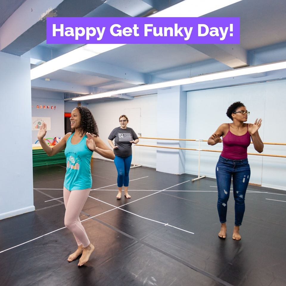 National Get Funky Day Wishes Awesome Images, Pictures, Photos, Wallpapers