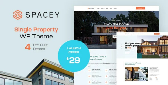 Best Single Property WordPress Theme