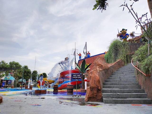 Waterpark Jogja Terbaru