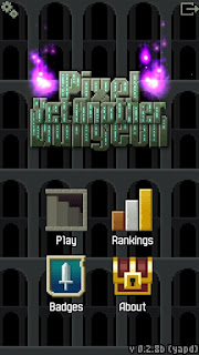 Game Yet Another Pixel Dungeon Apk