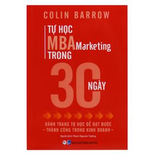 Tự Học Mba Marketing Trong 30 Ngày ebook PDF EPUB AWZ3 PRC MOBI