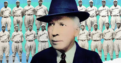 J.L. Wilkinson, only white owner of a Negro League Baseball team