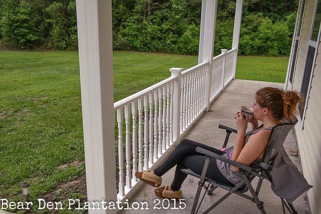 Coffee My Way: Country Morning on the Porch