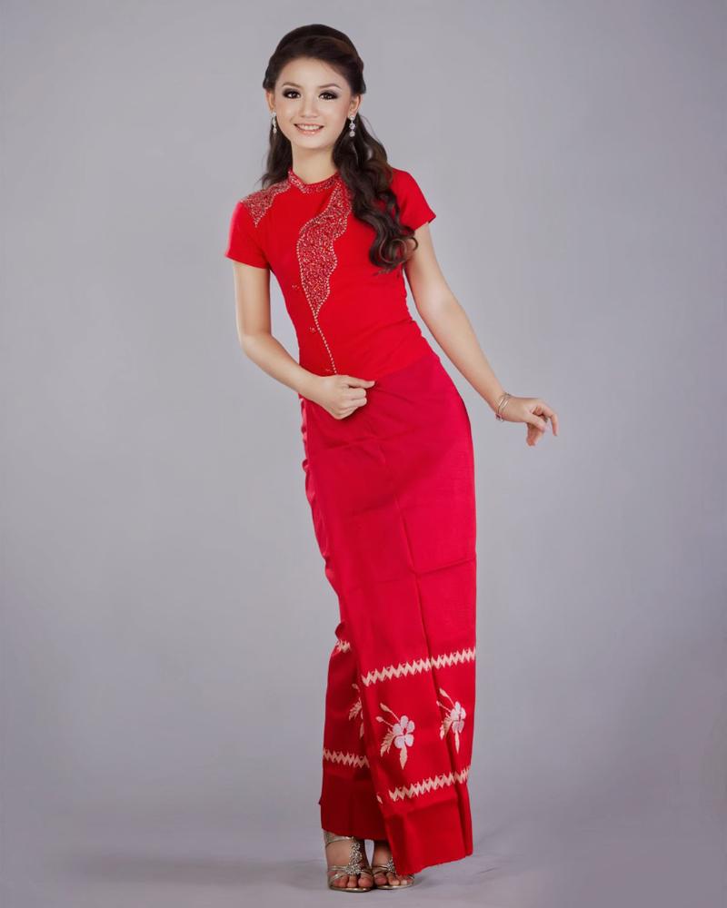 Khin Wint Wah model cantik vietnam manis