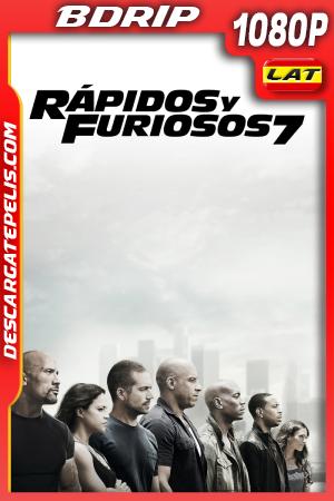 Rápidos y Furiosos 7 (2015) 1080P BDRIP EXTENDIDA Latino – Ingles