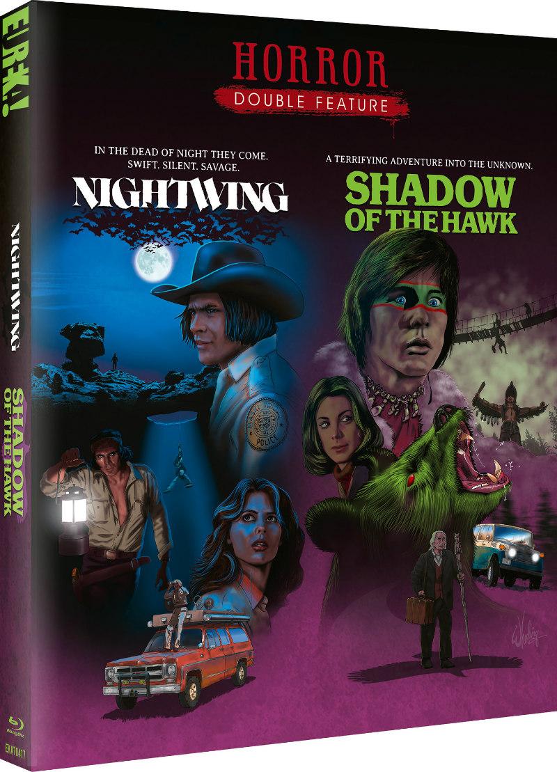 nightwing shadow of the hawk bluray
