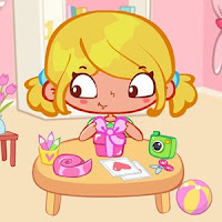 Here is another #SlackingGame by #GirlsGames123 on #MothersDay!