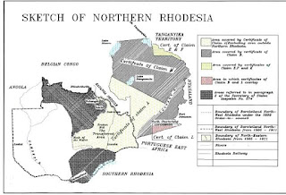 Northern Rhodesia - Zambia before Independence-historicalville.com