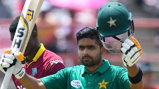 Babar Azam 125* - West Indies vs Pakistan 2nd ODI 2017 Highlights