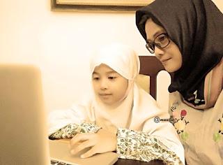 Peran Orangtua Saat Anak Ujian Daring