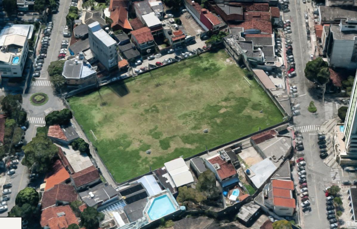 Campo do Santa Cruz fundado por Julio Henriques 2840229087f2d