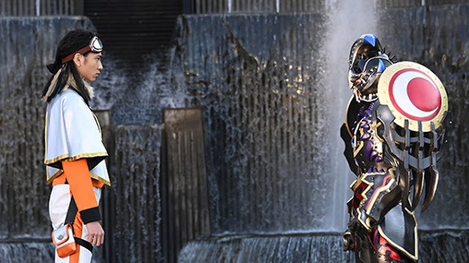 Mashin Sentai Kiramager Episode 38 Subtitle Indonesia