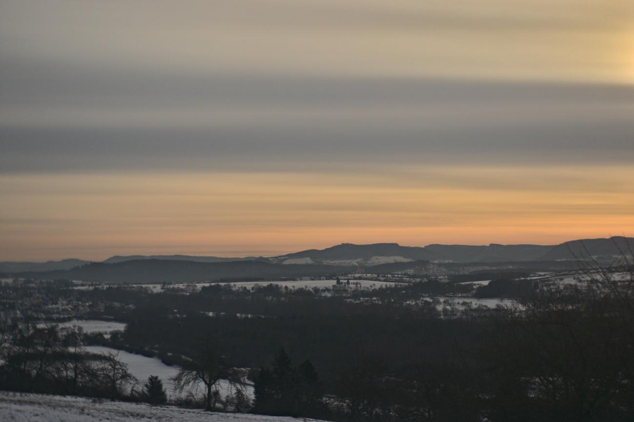 Bild der Woche #60 (KW07/2021) – Sonnenaufgang