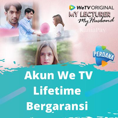 Cara Berlangganan WeTV VIP Lifetime