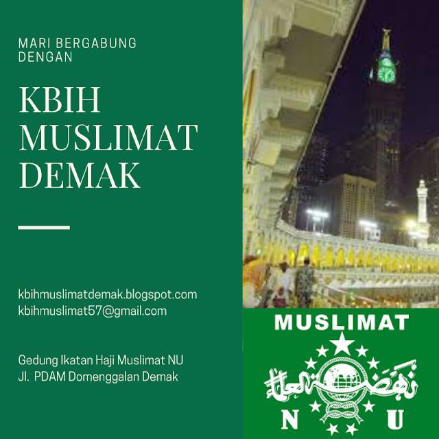 KBIH MUSLIMAT DEMAK 2018-2023