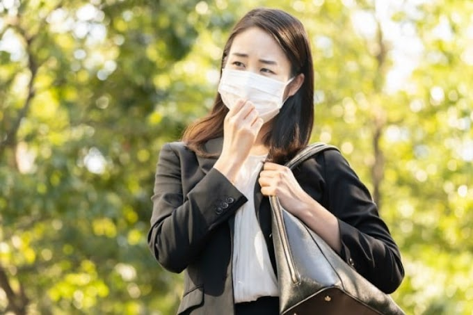 Wajah Belang Karena Masker, Begini 10 Tips Mengatasinya