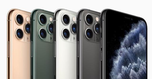 ເປີດໂຕ iphone 11
