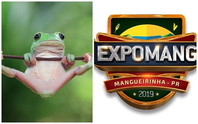 Prefeito de Mangueirinha diz em áudio que Expomang 2019 vai ter 'perereca esfregando na cara'