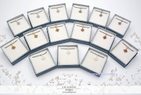Vinci gratis 15 fantastici ciondoli in argento 925