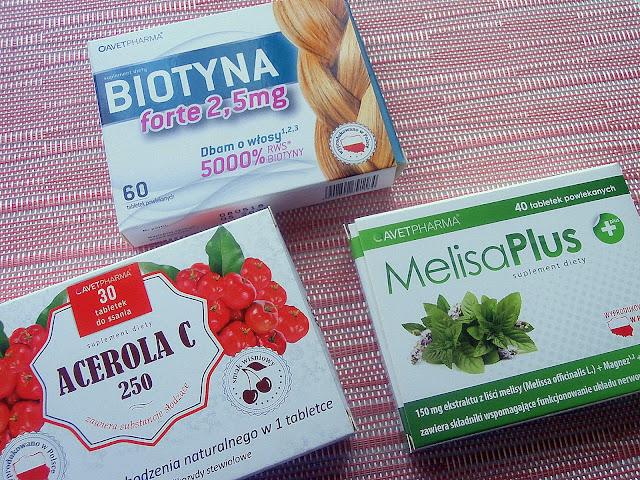 Suplementy diety od Avet Pharma