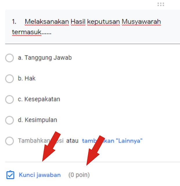 membuat soal acak di google form