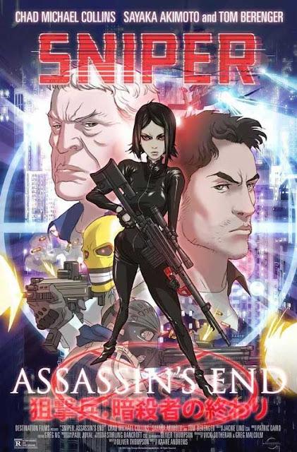 لعشاق القنص والتشويق فيلم Sniper: Assassin's End يصدر بأول تريلر رسمي مشوق بوستر