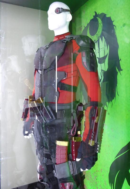 Suicide Squad Deadshot film costume