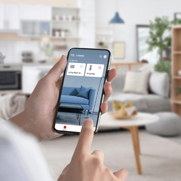 TCL apresenta TCL Home App