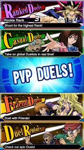 Download Yu-Gi-Oh! Duel Links Mod APK v1.5.0 Update Terbaru