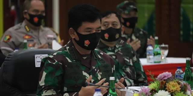 Panglima TNI Umumkan 53 Awak KRI Nanggala-402 Gugur
