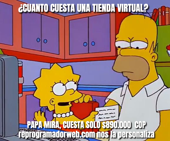 ¿Cuanto cuesta desarrollar una tienda virtual en Colombia?