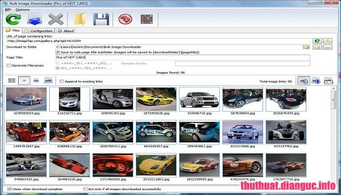 tie-mediumBulk Image Downloader 5.34.0 Full Cr@ck – Phần mềm download ảnh hàng loạt