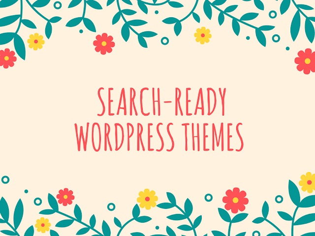 18 Incredible Search-Ready WordPress Themes
