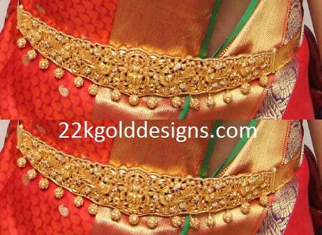 Lakshmi Vaddanam in 22k Gold