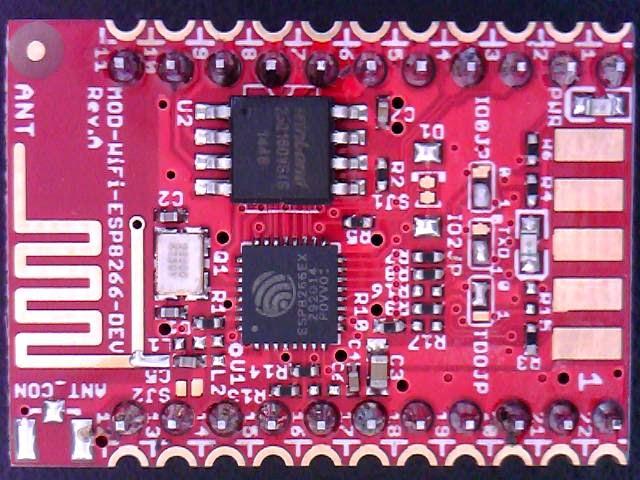 ESP8266 Projects: Internal ADC - ESP8266