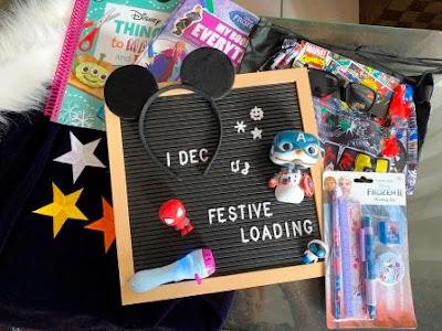 Festive with Disney