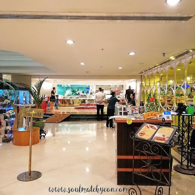 Promenade Cafe, Promenade Hotel Kota Kinabalu